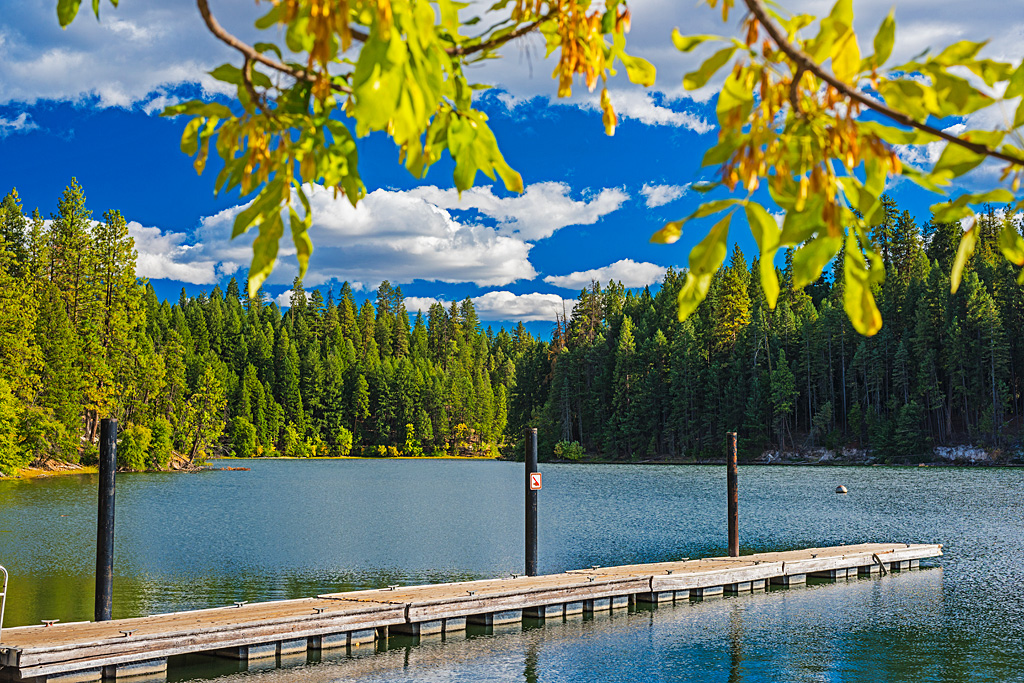 Best Lakes In California