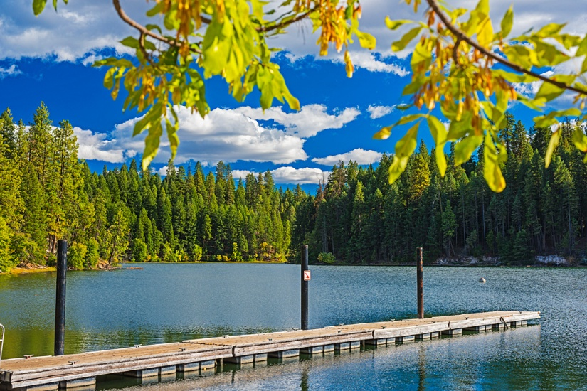 Best Lakes In California