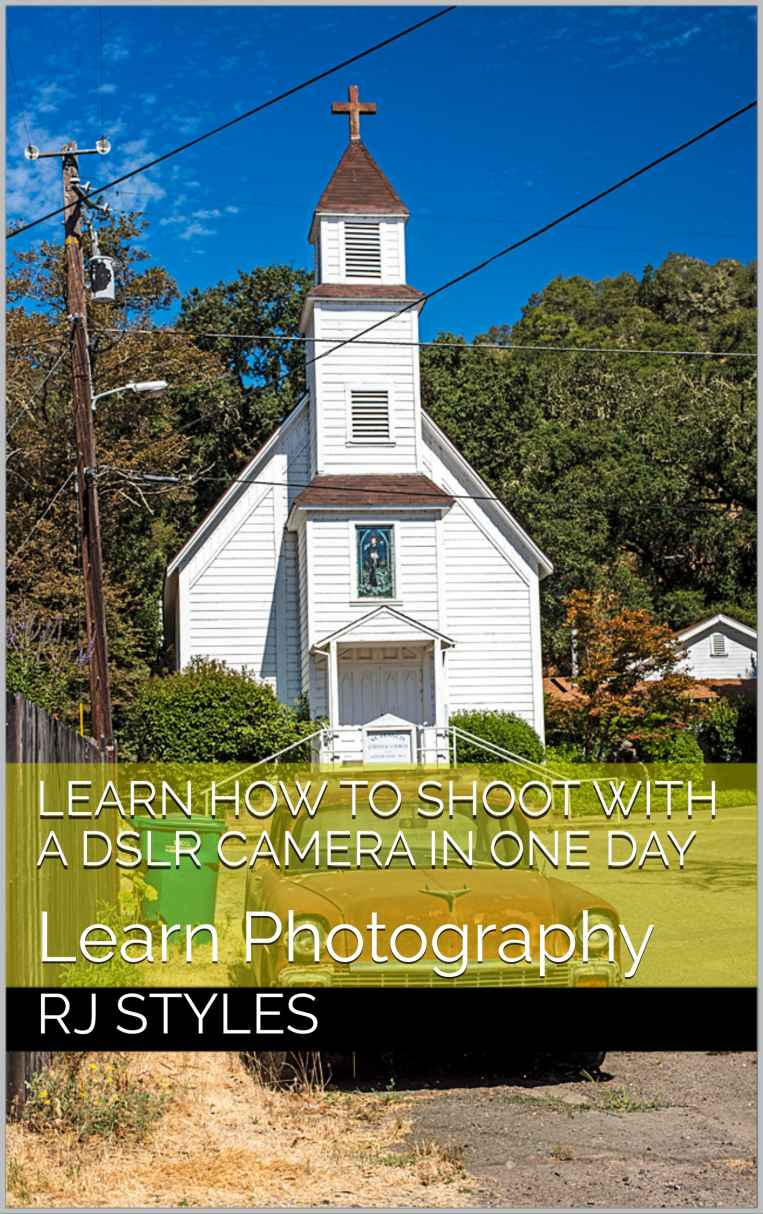 Free Quick Start Photography Guide
