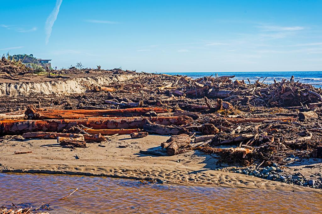 California Carpinteria Mudslide Disaster