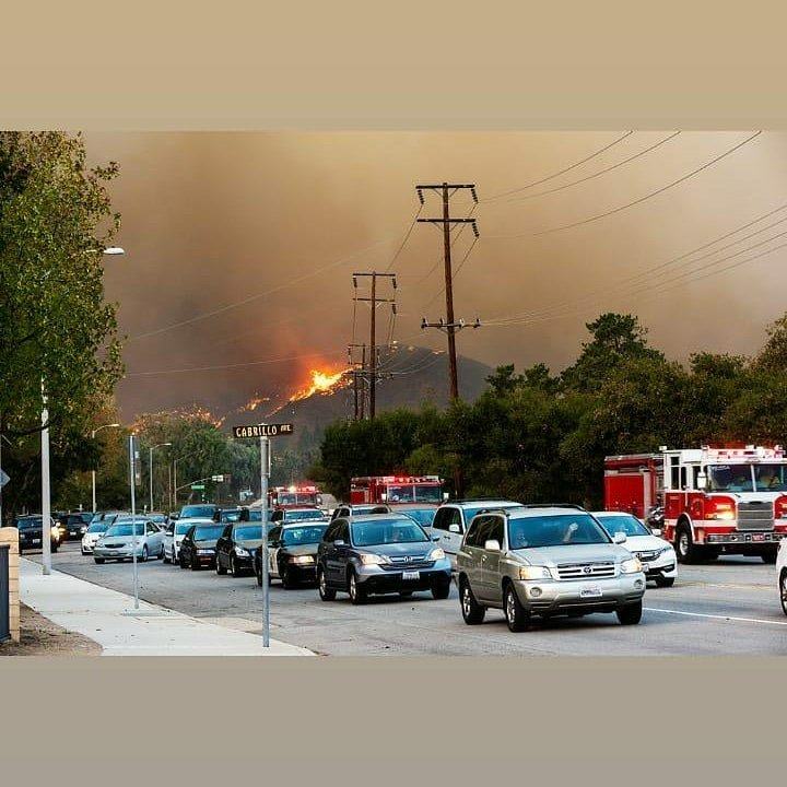 Thousand Oaks Fire